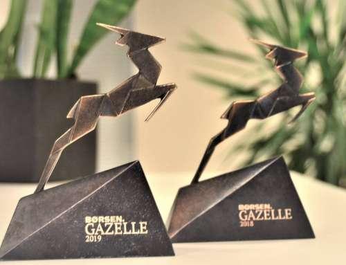 Gazelle again!